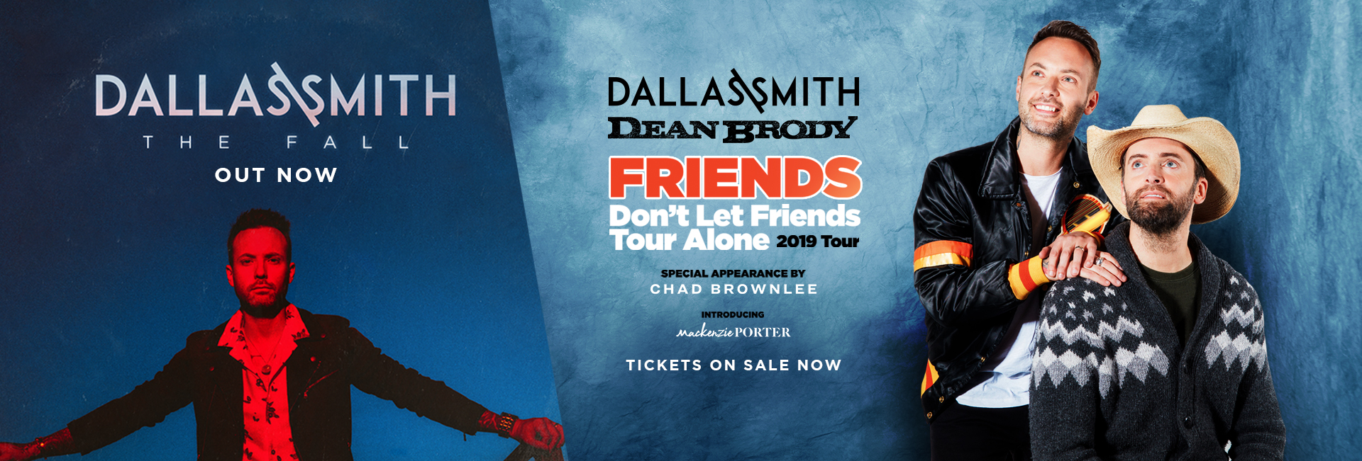 Dallas Smith | Official Website
